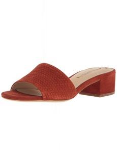 Via Spiga Women's Gisel Slide Sandal  5 M US