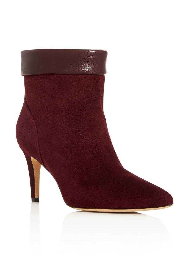 Via Spiga Women's Giulia Pointed-Toe Booties