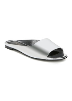Via Spiga Women's Hana Leather Slide Sandals - 100% Exclusive