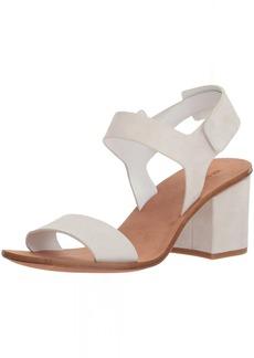 9cd7d00d6329 Via Spiga Women s Kamille Block Heel Sandal Heeled 5 Medium US