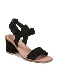 07c2acf6d94b Via Spiga Women s Kamille Suede Block Heel Ankle Strap Sandals