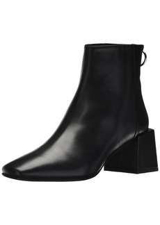Via Spiga Women's Lara Blocked Ankle Boot  8 Medium US