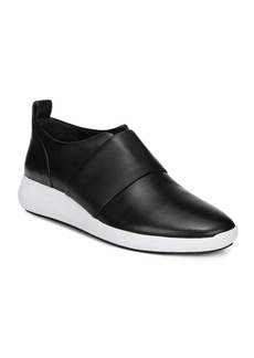 Via Spiga Women's Marlon Leather Slip-On Sneakers