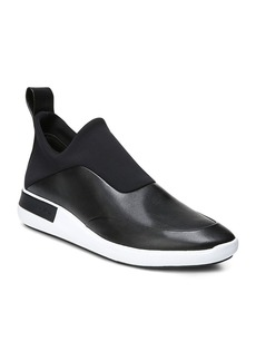 Via Spiga Women's Mercer Leather & Neoprene Slip-On Sneakers