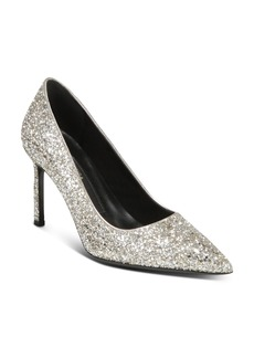 Via Spiga Women's Nikole 3 Glitter Pumps