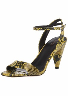 VIA SPIGA Women's V Ria Strappy Heeled Sandal