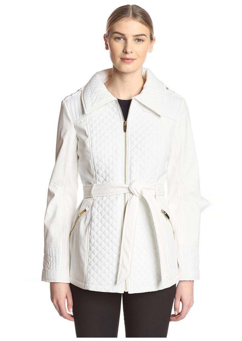 Via Spiga Via Spiga Women's Soft Shell Quilted Jacket | Outerwear ... : via spiga quilted coat - Adamdwight.com