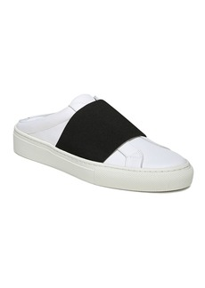 Via Spiga Women's Steele Leather Backless Slip-On Sneakers - 100% Exclusive