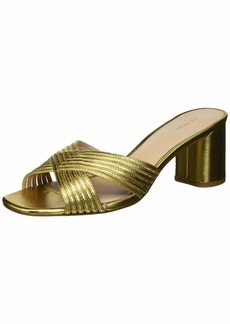 Via Spiga Women's V-Rafaela Slides Sandal