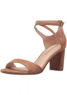 Via Spiga Women's Wendi Block Heel Dress Sandal