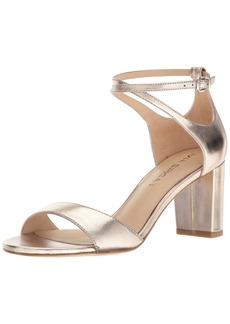 Via Spiga Women's Wendi Block Heel Sandal   M US