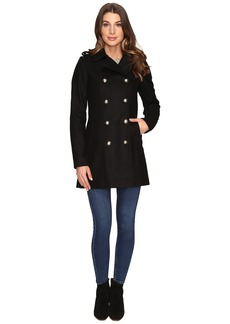 Via Spiga Wool Millitary Coat
