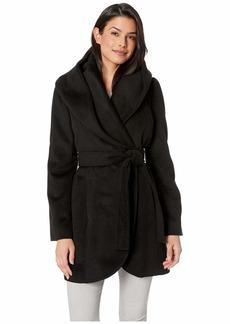 Via Spiga Wrap Coat