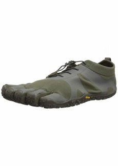 Vibram Men's V-Alpha Military Hiking Shoe Dark Grey 11.0-11.5 M D EU (45 EU/11.0-11.5 US)