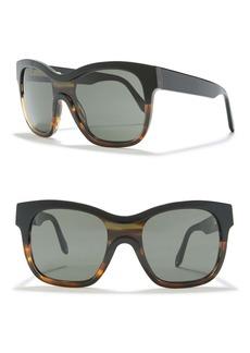 Victoria Beckham 54mm Oversize Sunglasses