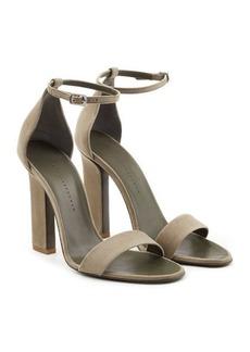 Victoria Beckham Anna Suede Sandals
