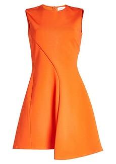 Victoria Beckham Asymmetric Dress