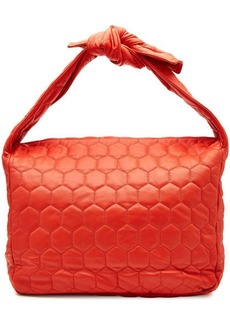 Victoria Beckham Balloon Leather Tote
