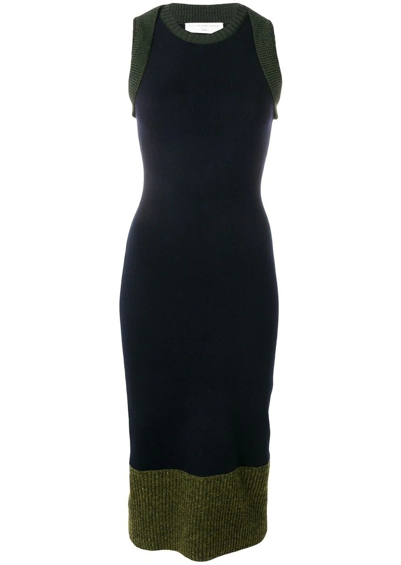 Victoria Beckham chunky knit dress