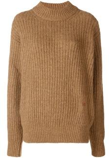 Victoria Beckham chunky knit sweater