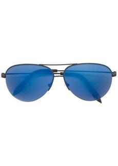 Victoria Beckham 'Classic Victoria' aviator sunglasses