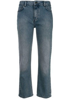 Victoria Beckham cropped jeans