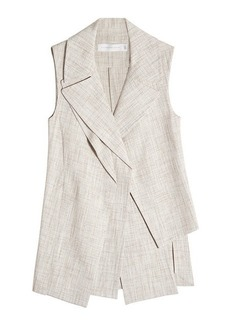 Victoria Beckham Double Layer Vest