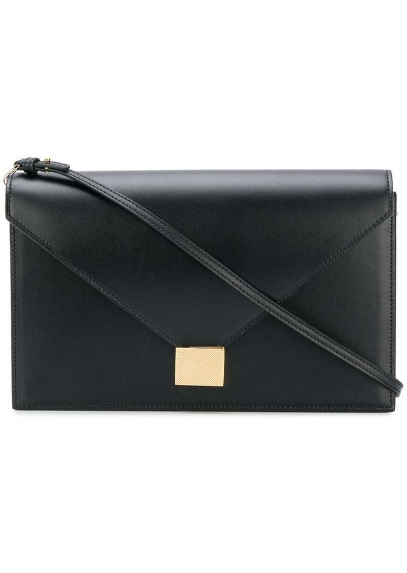 Victoria Beckham envelope clutch handbag