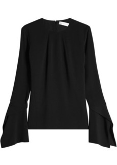 Victoria Beckham Exaggerated Sleeves Top