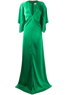 Victoria Beckham floor-length dress