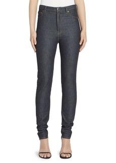 Victoria Beckham High-Waist Slim Leg Jeans