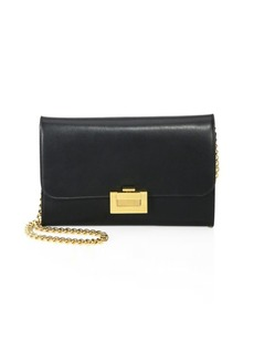 Victoria Beckham Leather Chain Shoulder Bag