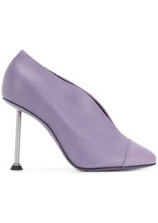 Victoria Beckham metal heel pumps