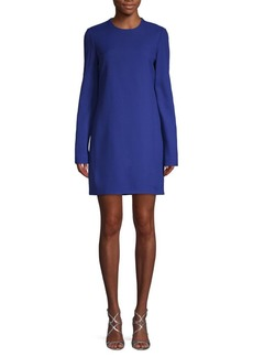 Victoria Beckham Open Back Shift Dress
