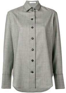 Victoria Beckham oversized button shirt
