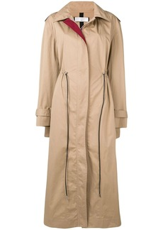 Victoria Beckham oversized trench coat