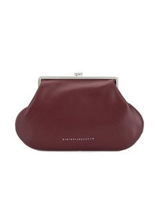 Victoria Beckham pocket clutch bag
