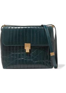 Victoria Beckham Quinton Quilted Leather Shoulder Bag