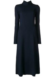 Victoria Beckham roll neck dress