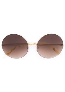 Victoria Beckham round gradient lens sunglasses