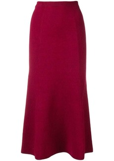 Victoria Beckham signature knit skirt