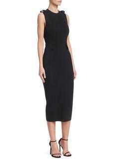 Victoria Beckham Signature Sleeveless Dress