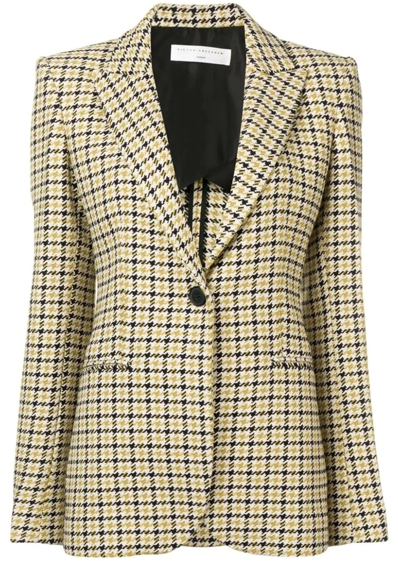 Victoria Beckham tailored blazer