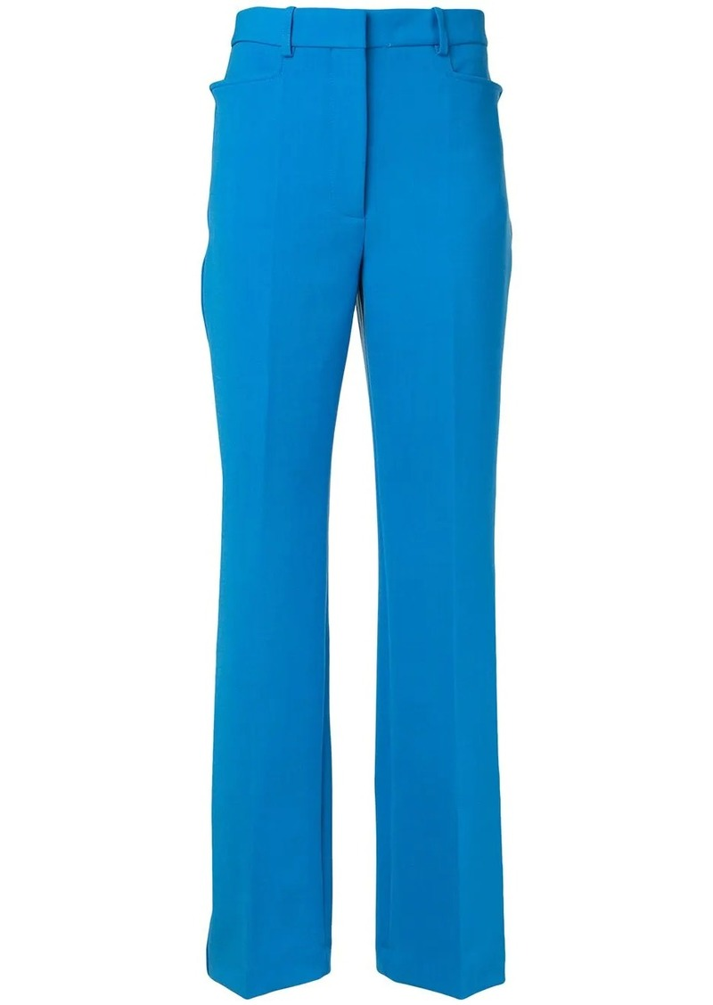 Victoria Beckham tailored high waisted trousers