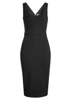 Victoria Beckham Tailored Pencil Dress