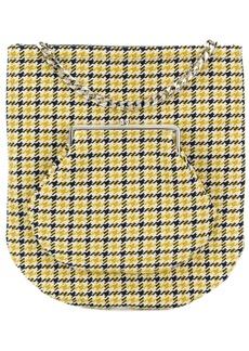 Victoria Beckham tweed shoulder bag