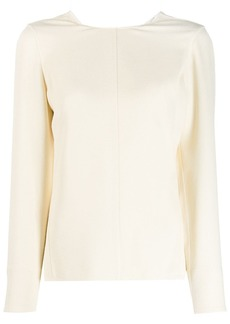 Victoria Beckham twisted top