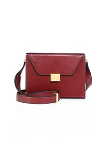Victoria Beckham Vanity Leather Crossbody Bag