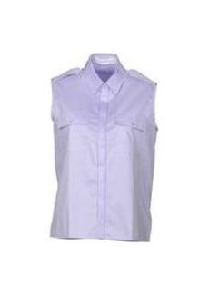 VICTORIA BECKHAM - Solid color shirts & blouses
