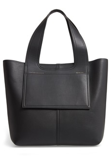 Victoria Beckham Apron Leather Tote
